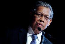 3 milyar dolarlık bir ticaret hacmi oluşturduklarını ifade eden Sanayi ve Ticaret Bakanı Dato Sri Mustapa Mohamed.