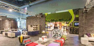 """İstanbul Yeşilköy'deki CNR EXPO'da düzenlenen İMOB'da, Ersa'nın """"İyi mekana iyi mobilya gerek"""" anlayışıyla tasarladığı yeni ürünleri dikkat çekti."""