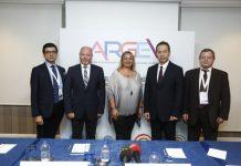 ARGEV Başkanı Girginer, çalışma ile Dünya Sağlık Örgütü'nün bel çevresi kriterine göre obezite görülme oranının yüzde 44 olduğu sonucuna ulaştıklarını vurguladı.