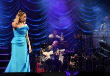 Kerki Production ve Solfej Organizasyon'un düzenlediği Sıla'nın 5 günlük Harbiye konser serisinin ilki dün akşam Harbiye Cemil Topuzlu Açıkhava Sahnesi'nde gerçekleşti.