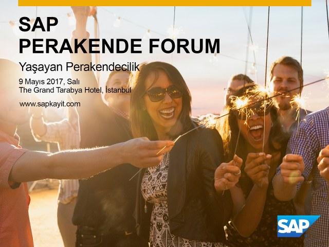 SAP çözümleri, üretim, gıda, tekstil, otomotiv, sağlık, perakende, finans ve kamu sektörünün de aralarında yer aldığı 25'ten fazla sektörde, 190 ülkede faaliyet gösteren farklı ölçeklerdeki 345.000'den fazla SAP müşterisinin iş süreçlerine destek veriyor.