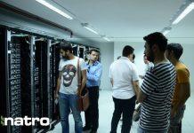 Natro Hosting'in Türk Telekom Gayrettepe ile Mecidiyeköy Data Merkezi arasında 10 Gbit/sec kapasiteli fiber optik bağlantısı bulunuyor.