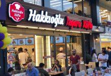 Harun Tülübaş'ın yeni markası Hakkıoğlu Izgara Köfte'nin görseli Olay Yeri'nde.