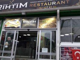 Rıhtım Restaurant ortaklarından Kadir Kurtlar, müşterilerine zengin menüleri ile hizmet verdiklerini açıkladı.