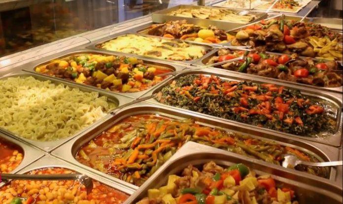 Akarsu Restaurant sulu yemekleri görseli Olay Yeri'nde.